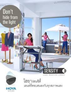 hoya sensity